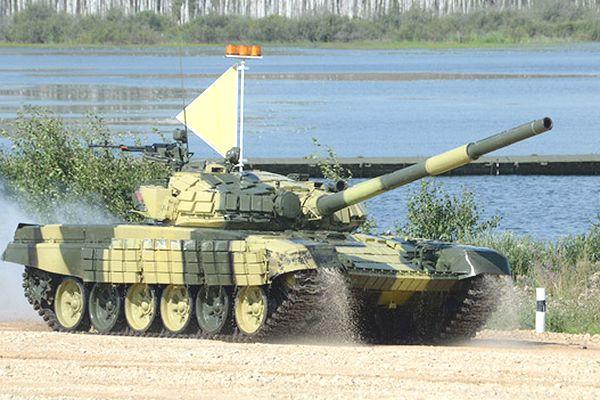 чемпионат мира по танковому биатлону