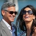 Свадьба Джорджа Клуни пройдет в Венеции