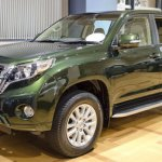 Toyota Land Cruiser Prado: легендарный Проходимец