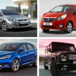 Автомобиль года в России 2014: названы лучшие «народные» авто