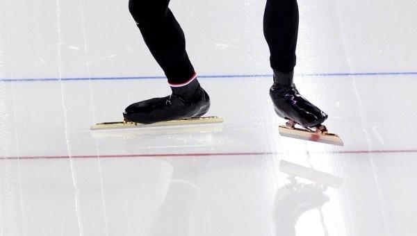 конькобежец Кулижников