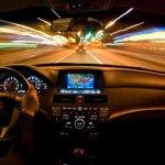 Специфика вождения автомобиля в ночное время