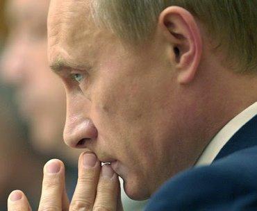 Российские спецслужбы ликвидируют Путина
