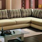 Выбираем мягкую мебель: ткани и материалы