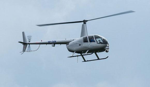 вертолет «Робинсон-44»