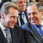 В Германии прошли секретные переговоры немецких бизнесменов с Лавровым и Шуваловым