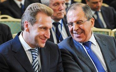 секретные переговоры немецких бизнесменов с Лавровым