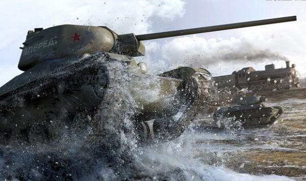 World of Tanks обновление 9.4