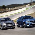 BMW представила мощные кроссоверы X5 M и X6 M