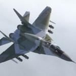 Под Астраханью разбился истребитель ВВС России