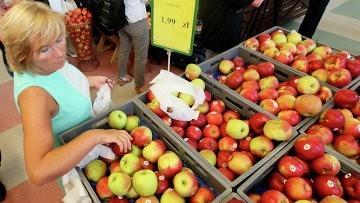 польские фрукты