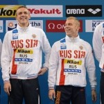 Сборная РФ установила мировой рекорд в кролевой эстафете в Дохе