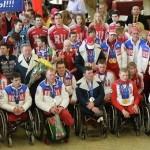 Путин: Россия гордится своими паралимпийцами
