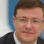 Азаров сложил полномочия главы Самары и перешел на работу в Совфед