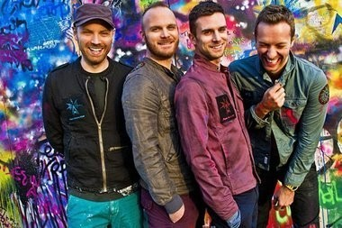 Coldplay выпустит альбом