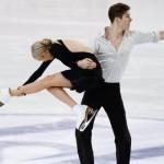 Россияне заняли весь пьедестал в Финале юниорского ГП в танцах на льду