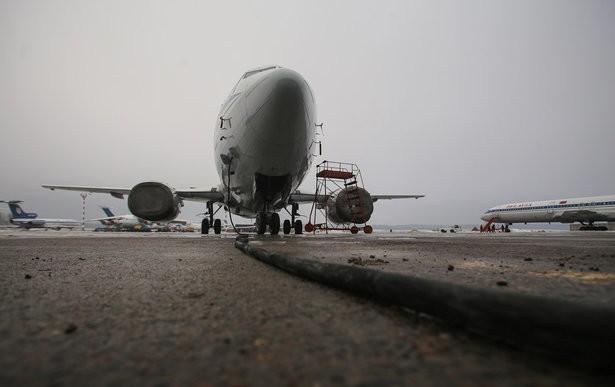 самолету пришлось приземлиться в минском аэропорту