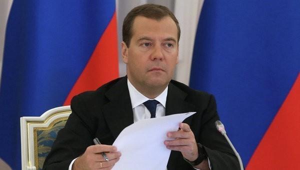 Медведев освободил Владимира Лебедева