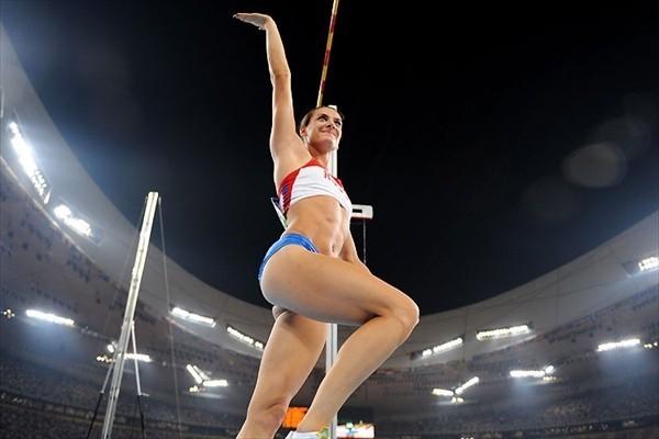 Eлeна Исинбaeва