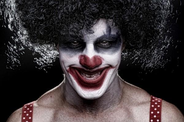 Клоуны – табу