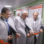Мясникович открыл «Клеточные технологии»