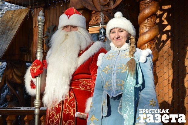 Дед Мороз отдал приказ