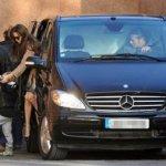 Актриса Анджелина Джоли попала в автокатастрофу