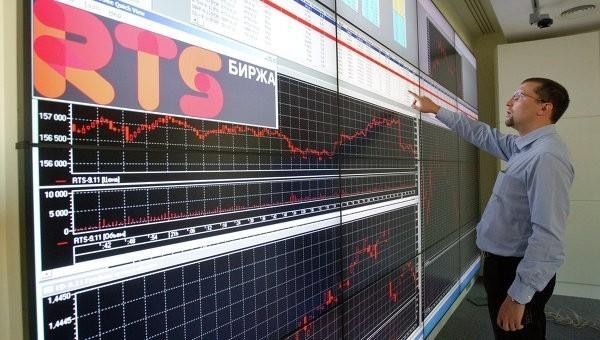 Рынок акций РФ колеблется