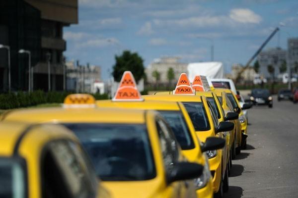 столичные такси