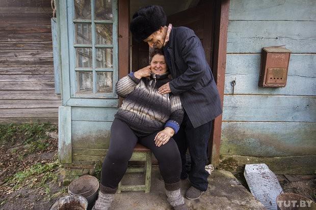 Пенсионеры из Астрахани вернулись в Россию