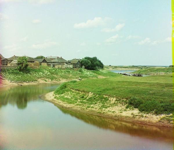 пейзажи столетней давности