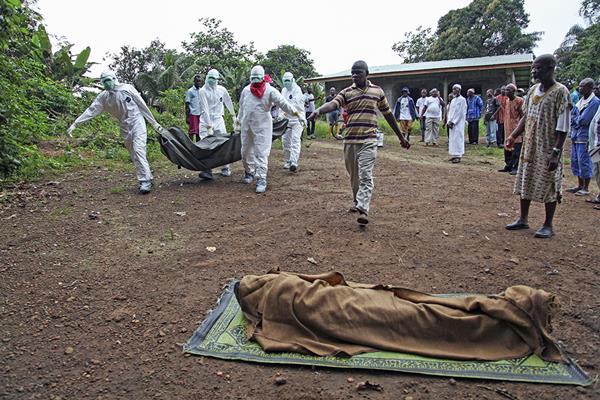 Эбола и чума