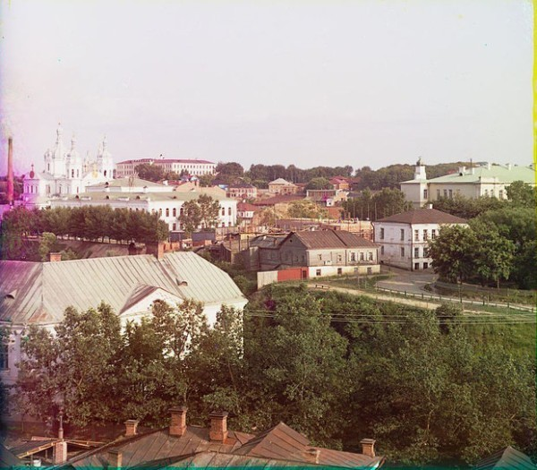 Беларусь на цветных снимках