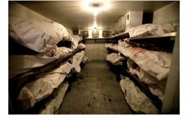 В Донецке паника: морги забиты