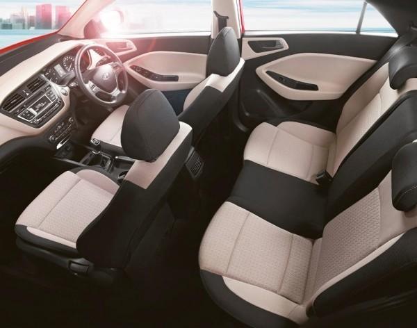 Hyundai i20 фото салона