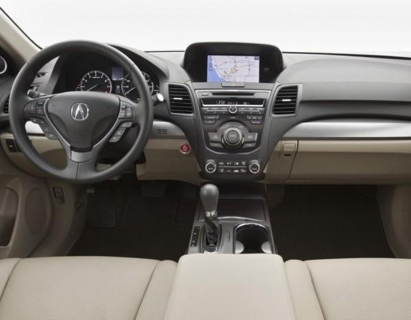 Acura RDX 2014 фото салона