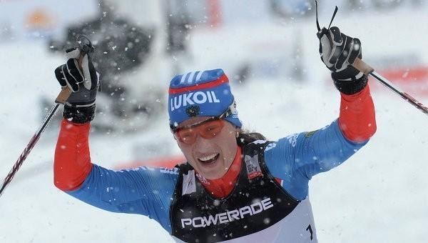 Лыжница Чекалева завоевала золото