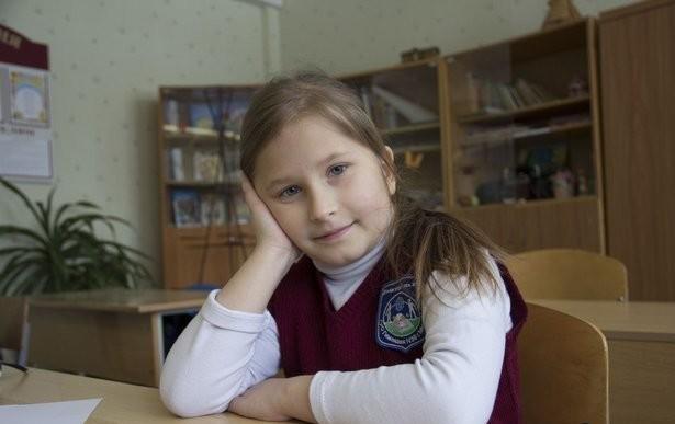 Люба, 8 лет