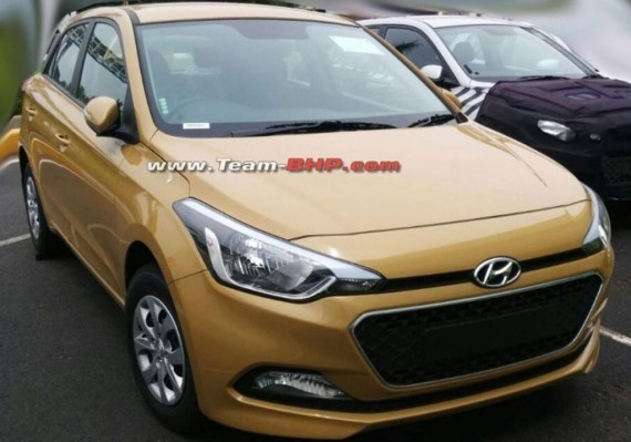 новый Hyundai i20 2015