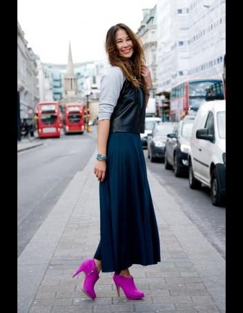 отильоны с платьями и юбками