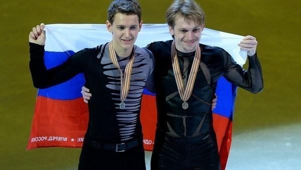 Россиянин Ковтун взял серебро