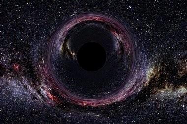 черные дыры ускоряют старение галактик