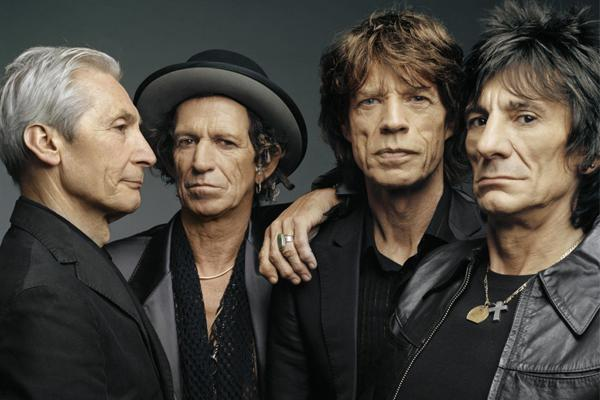 Да будет свет. Rolling Stones