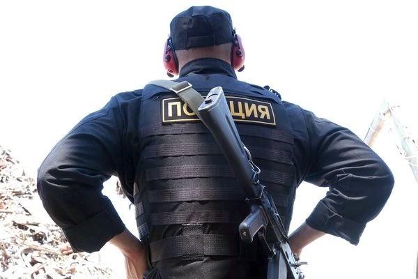 Полицейские со стрельбой задержали бандитов