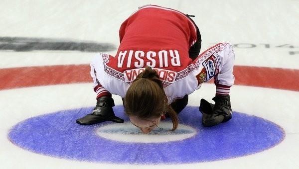 сборная России по керлингу выиграла золото