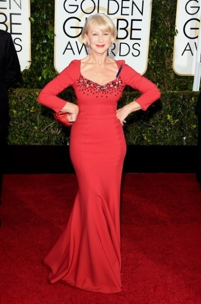 Хелен Миррен в Dolce&Gabbana