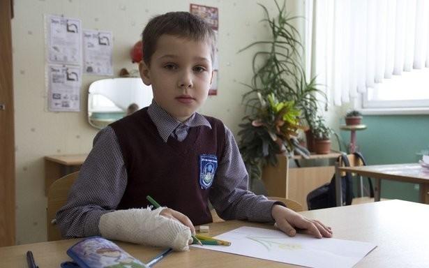Влад, 8 лет