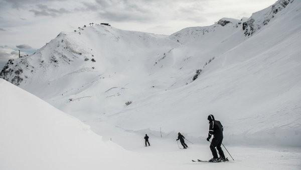 Сочи-2015 горный кластер