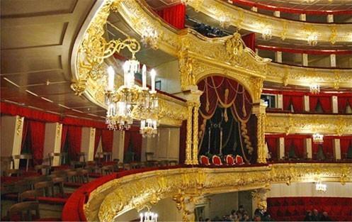 Репертуар Большого театра