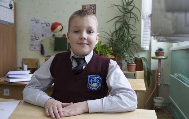 Даник, 8 лет